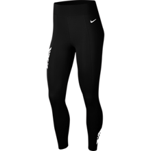 Nike Pro Graphic Women's 7/8 Leggings, Black/White
