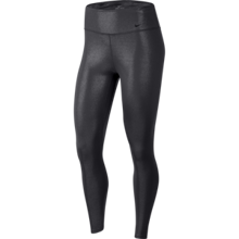 Nike One Sparkle 7/8 Leggings  Black
