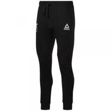 Reebok UFC Fight Week Joggers, Black