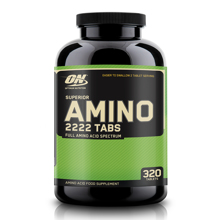 Superior Amino 2222, 320 tableta