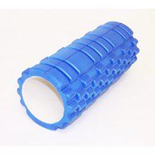 Foam roller, 90 cm, plavi