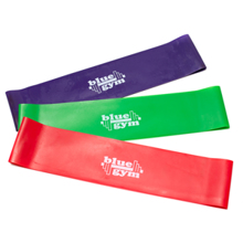Latex Mini Bands set, 3 komada