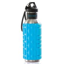 Flaschenrolle, Blau