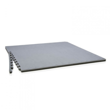 Tatami podloga Gymstick Pro, črna, 100x100x2 cm