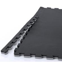 Tatami crni Gymstick Pro, 100x100x2 cm