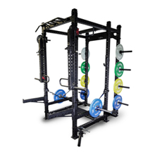 Primal Strength Monster Series Commercial Power Rack Matte