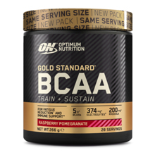 Gold Standard BCAA, Train + Sustain, 266 g