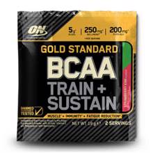 Gold Standard BCAA Train and Sustain, 19g