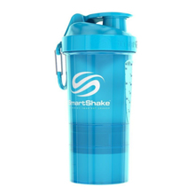 SmartShake Original2Go One, Neon Blue, 600 ml