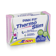 Pink Fit Thermo Slim, 45 tabletten