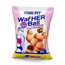 Pink Fit WafHer ball, 50 g