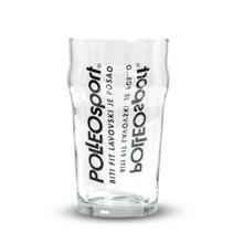 Staklena čaša Polleo Sport, 500 ml