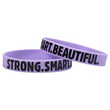 Narukvica motivacijska, Strong Smart Beautiful