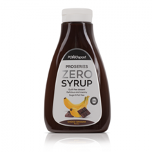 Zero Syrup, Choco-Banana, 425 ml