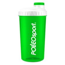 Shaker Polleo Sport, Grün, 700 ml