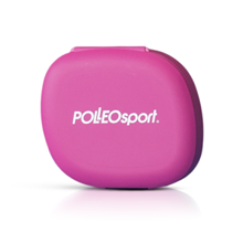 Polleo Sport Pillbox, Magenta