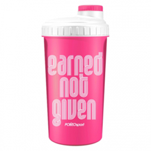Shaker Earned Not Given, 700 ml