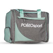 Polleo Sport Posh Workout Bag, Melange/Bay