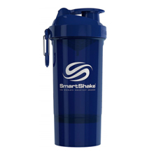 SmartShake Original2Go One, Navy Blue, 800 ml