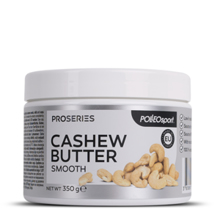 Proseries Cashew Butter, Smooth, 350 g