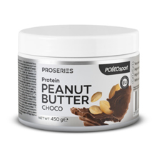 Proseries Protein Peanut Butter, Chocolate, 450 g