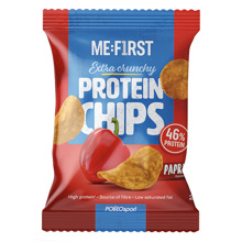 Protein Chips Paprika, Extra Crunchy, 25 g