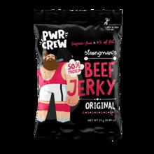 Strongman's Beef Jerky, 25 g