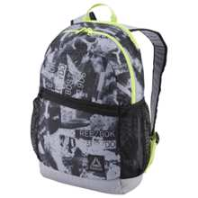 Reebok Style Active Foundation Graphic Backpack, Cool Shadow