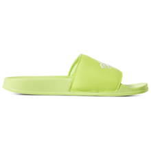 Reebok Classic Slide Sandals, Neon Lime