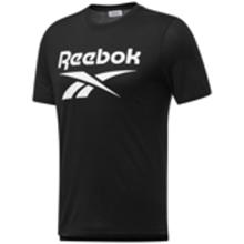 Reebok Workout Ready Supremium SS Graphic Tee, Black