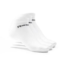Reebok Active Core Low Cut Socks 3 Pair, White