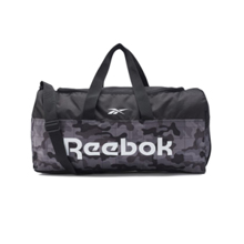 Reebok Active Core Grip Medium Duffel Bag, Black