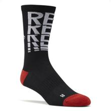 Reebok One Series Training Crew Socks (1 Pair), Black