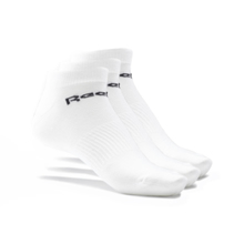 Reebok Active Core Low Cut Socks 3 Pack, White