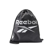 Reebok Training Essentials Gymsack, Black/Black