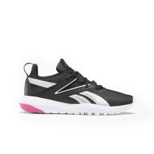 Reebok Mega Flexagon Women's Training Shoes, Black/White/Pink