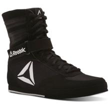 Reebok Shoes Boxing Boot Black/White