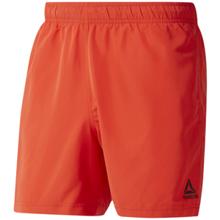 Reebok Beachwear Basic Swim Boxer Canton Red