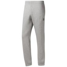 Reebok Elements Fleece Closed Cuff Pants, Grey Heather