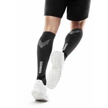 Kompresijske čarape Rx, black, par