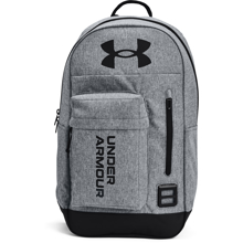 UA Halftime Backpack, Grey/Black