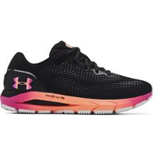 UA HOVR Sonic 4 Colorshift Women's Shoes, Black/Orange/Pink