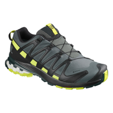 Salomon XA Pro 3D V8 GTX, Urban/Black/Lime