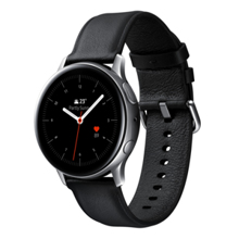 Samsung Galaxy Watch Active 2, 40 mm, Silver Black