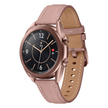 Samsung Galaxy Watch 3, 41 mm, BT, Mistično bronasta