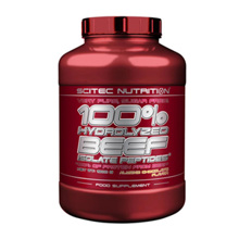 Scitec Protein Hydrolyzed Beef Isolate Peptides 100%, 1800 g