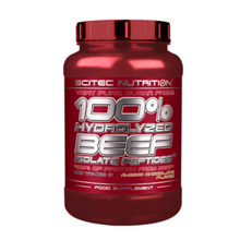 Scitec Hydrolyzed Beef Isolate Peptides, 900 g