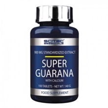 Super Guarana, 100 tab