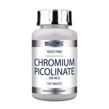 Scitec Krom pikolinat, 100 tablet