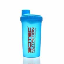 Shaker Scitec Neon Blue - 700 ml